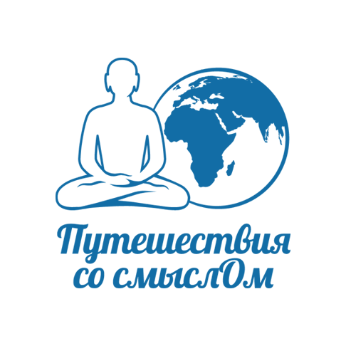 Логотип для Meditation.Travel