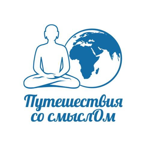 Логотип для Meditation.Travel