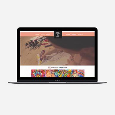 Сайт Savitri Art