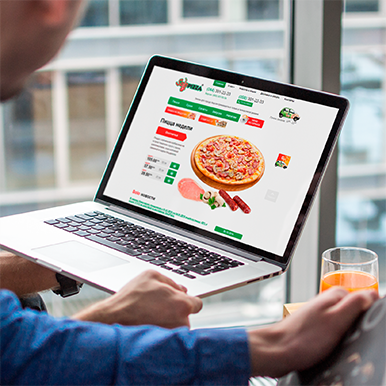Сеть пиццерий Solo Pizza